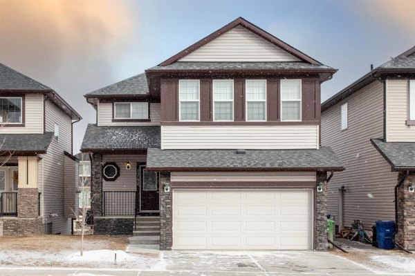 1742 Baywater Drive SW, Airdrie