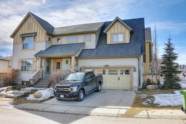 152 SAGE VALLEY Drive NW, Calgary