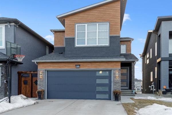 209 Carringvue Manor NW, Calgary
