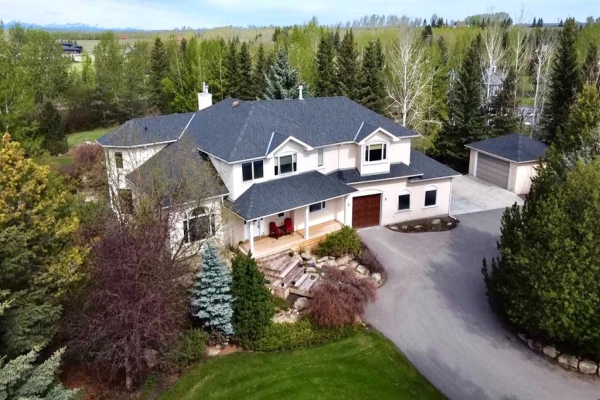 223 Alandale Place SW, Rural Rocky View County