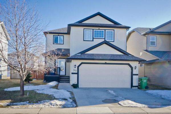 55 Silver Springs Way NW, Airdrie
