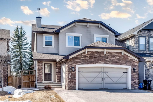 334D Silvergrove Place NW, Calgary