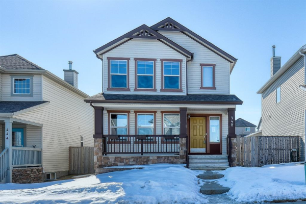 448 Morningside Way SW, Airdrie