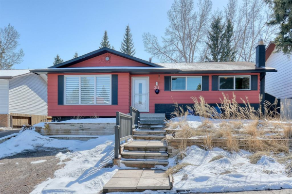 311 Cantrell Place SW, Calgary
