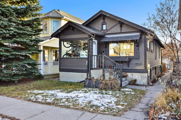 2231 5 Avenue NW, Calgary