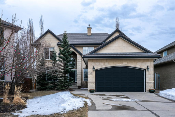 116 Strathridge Place SW, Calgary