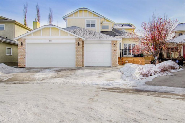 141 Wood Valley Place SW, Calgary