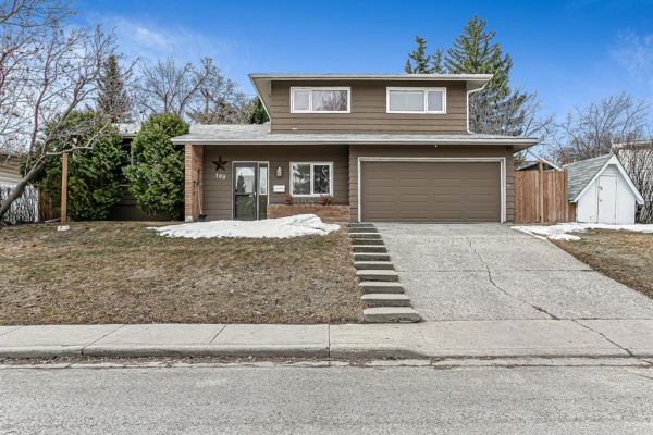 189 Springwood Drive SW, Calgary