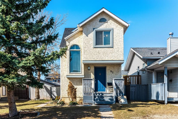92 Martindale Crescent NE, Calgary