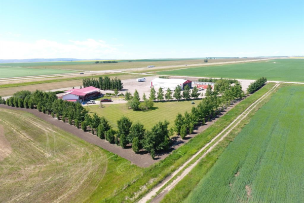 274047 Twp Rd 144 - N. of Stavely, Rural Willow Creek No. 26 M.D. of