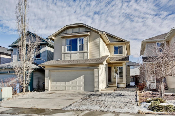 211 Valley Crest Close NW, Calgary