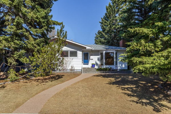 40 Roseview Drive NW, Calgary