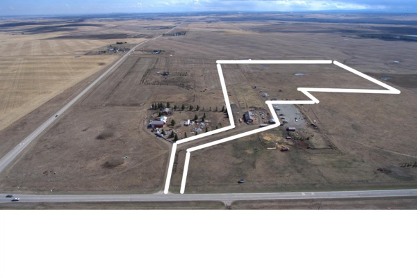 21045 Big Hill Springs Road, Rural Rocky View County