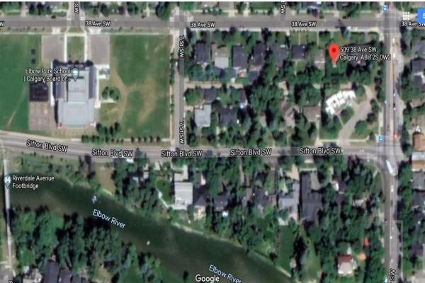 509 38 Avenue SW, Calgary