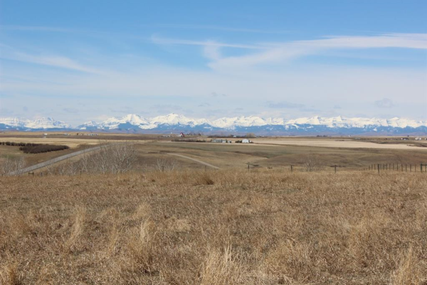 72 Street E, Rural Foothills County