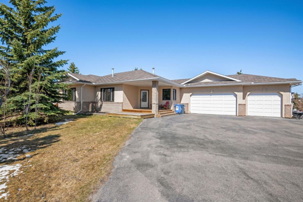 100 Biggar Heights Close, Rural Rocky View County