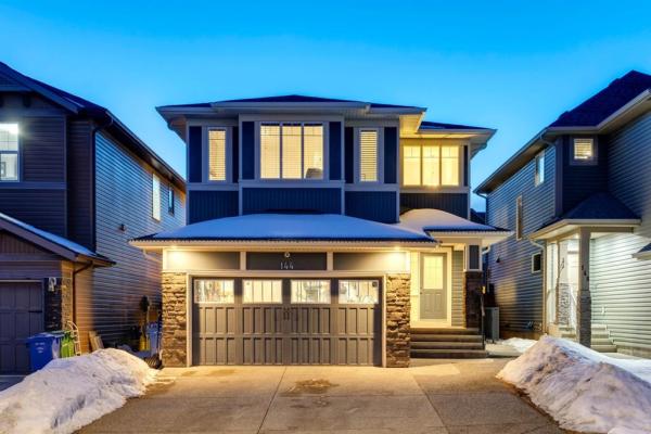 144 Cougar Ridge Manor SW, Calgary