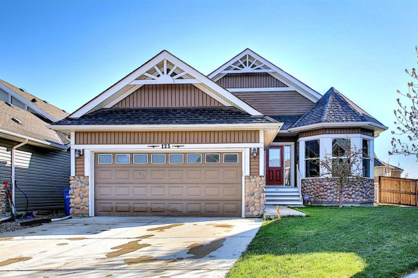 125 Bayside Court SW, Airdrie