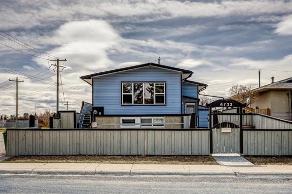 6703 Huntchester Road NE, Calgary
