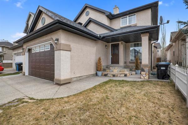 71 Cranleigh Green SE, Calgary