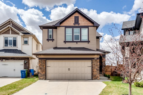 147 Hillcrest Circle SW, Airdrie