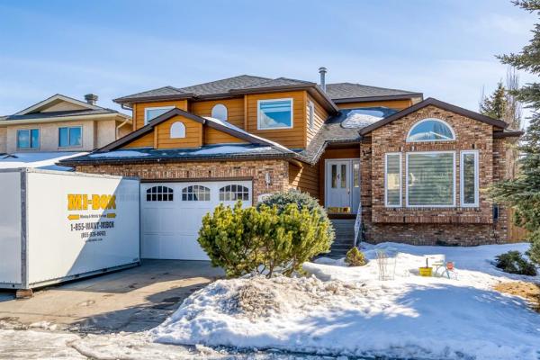 642 Woodbriar Place SW, Calgary