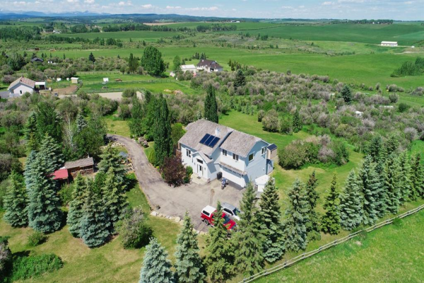 176096 168 Avenue W, Rural Foothills County