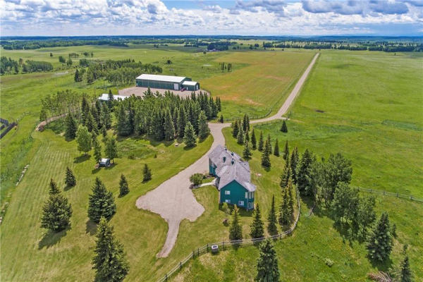 45064 Twp Rd 280, Rural Rocky View County