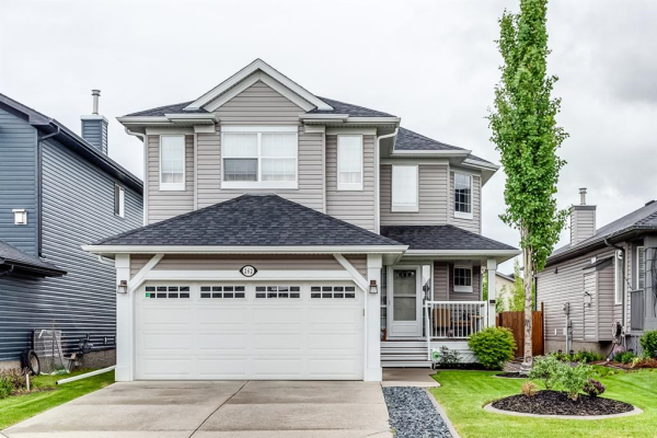 262 Canals Circle SW, Airdrie