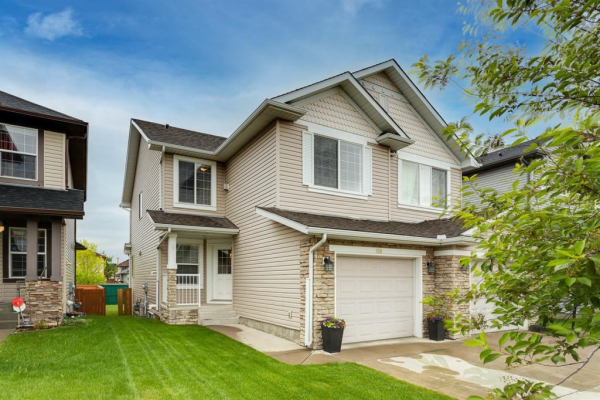 158 Canals Circle SW, Airdrie