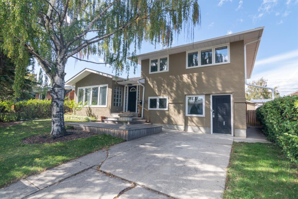 112 Brown Crescent NW, Calgary