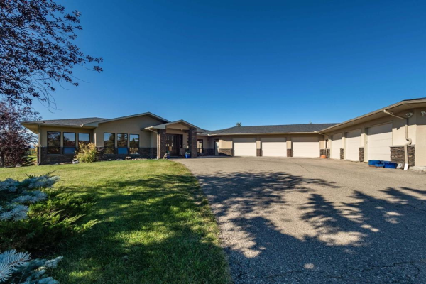 27 Bearspaw Meadows Court, Rural Rocky View County