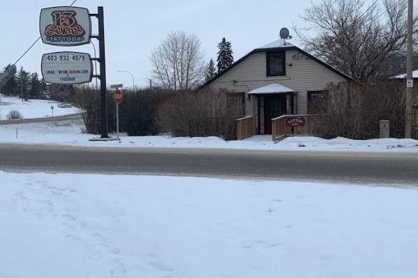 212 THIRD Avenue W, Cochrane