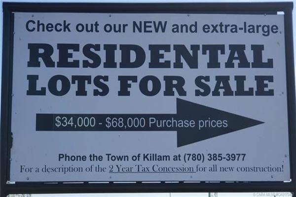 4612 53 Street, Killam
