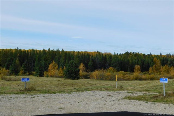 122 Blueberry Meadows Lane, Rural Clearwater County
