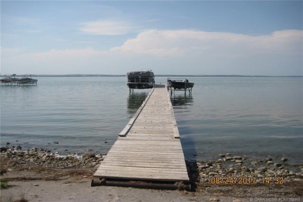 On Range Road 283, Gull Lake