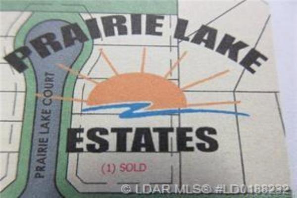 9 Prairie Lake Terrace, Taber