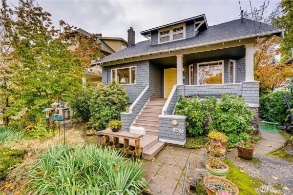 3805 Meridian Ave N, Seattle