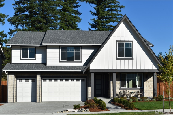 1630 Tanner Falls (Lot 45) Wy SE, North Bend