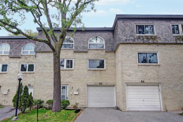62 Courville Cawy, Toronto