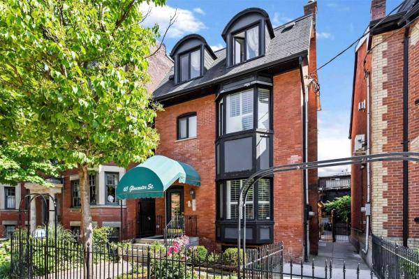 65 Gloucester St, Toronto