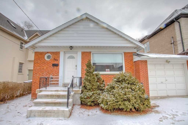 249 Johnston Ave, Toronto