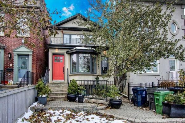 16 Bridgman Ave, Toronto
