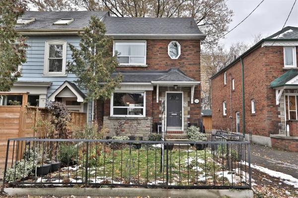 219 Brunswick Ave, Toronto