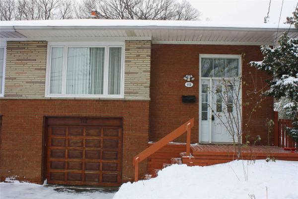 112 Fenelon Dr, Toronto