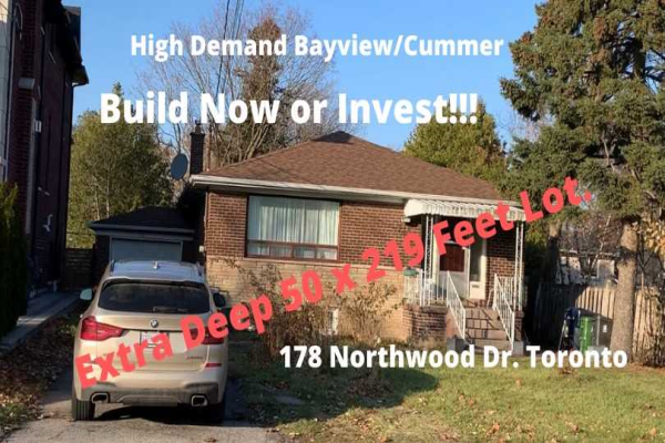 178 Northwood Dr, Toronto