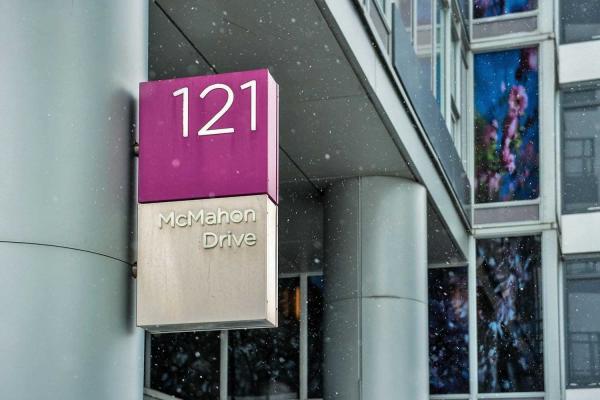 121 Mcmahon Dr, Toronto