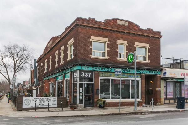 335 Oakwood Ave, Toronto