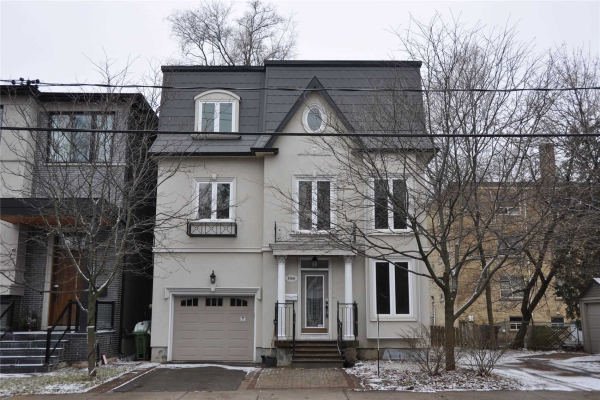 1566 Mount Pleasant Rd, Toronto