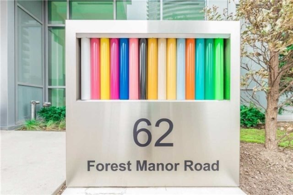62 Forest Manor Rd N, Toronto